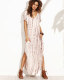 Looking Ahead Maxi Dress