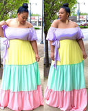 Mermaid Plus Size Dress