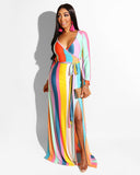 Keep Things Casual Maxi Dress