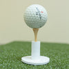 Wooden Golf Tee Holder