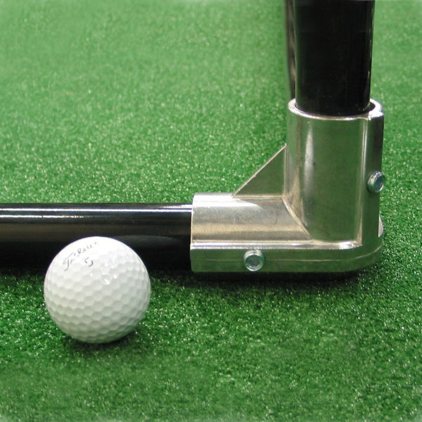 Golf Frame Corner with golf ball