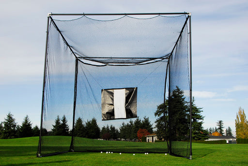 The Harley Golf Netting & Frame Package