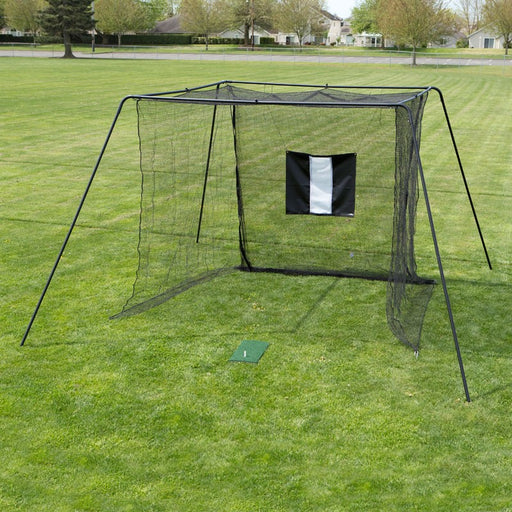 Hurricane Golf Cage