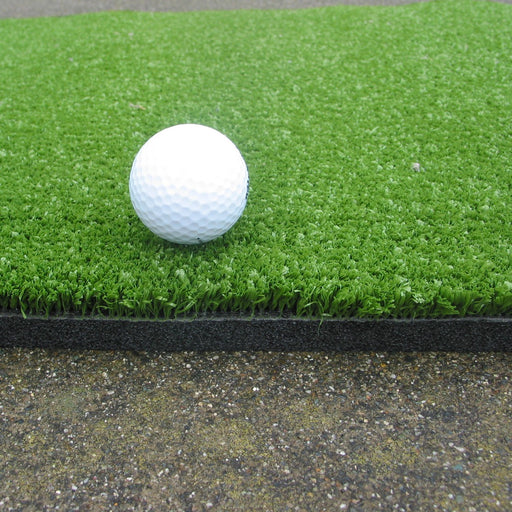 Detail of Commercial Poly Driving Range Mat
