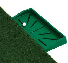 Golf tray and mat