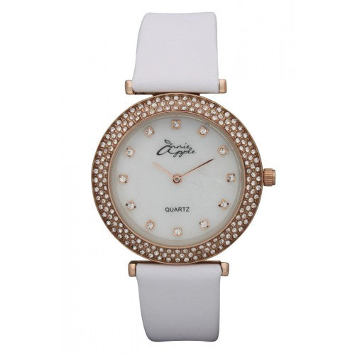 MOTHER OF PEARL ROSE GOLD AND WHITE