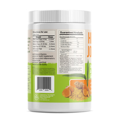 Hip + Joint Superfood Supplement Chews