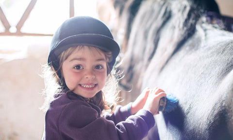 Kids riding lessons Bay Area