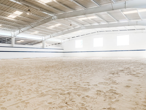 Indoor European riding arena Livermore CA