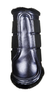 Metallic Dressage Sport Boots