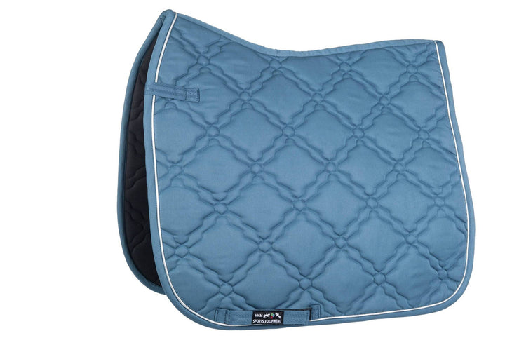 Quilted Saddle Pad - Hunter