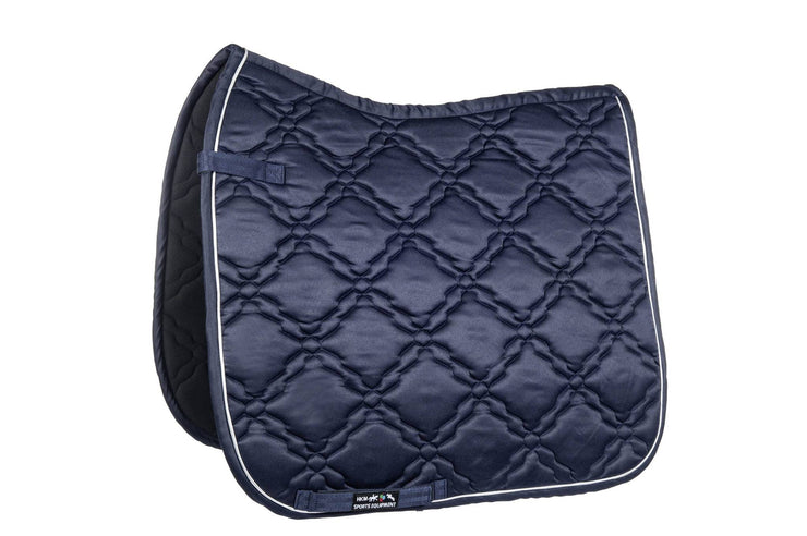 Quilted Saddle Pad - Beige