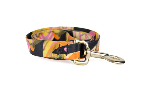 Block Print Leash