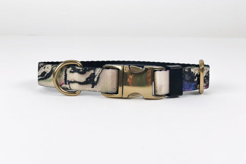 Marbleized Collar
