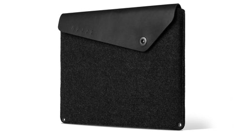 Black Macbook Sleeve