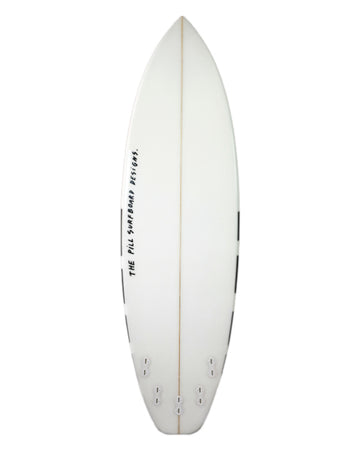 "Pill - 6'5*20.75""*2.75"" Surf Board"