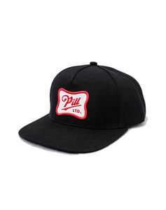 "Pill - Gorro Snapback ""Patch"" Black"