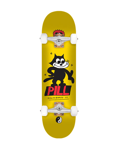 Pill – Complete Lucky Cat 8'0