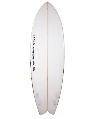 "Pill - 6'1*21""*2.75"" Surf Board"