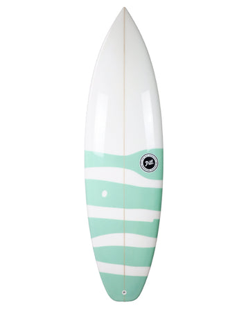 "Pill - 6'4*20.75""*2.75"" Surf Board"
