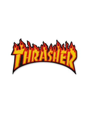 Thrasher - Flame patch