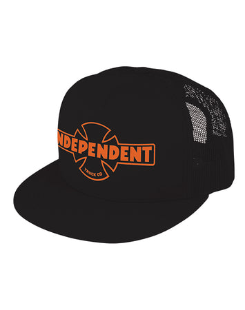 "Independent - Gorro Trucker ""OG"" Black"
