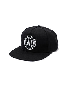 "Pill - Gorro Snapback ""Seal"" Black (1489385685051)"