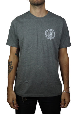 "Santa Cruz - Polera ""Till The End"" - Nickel Heather"