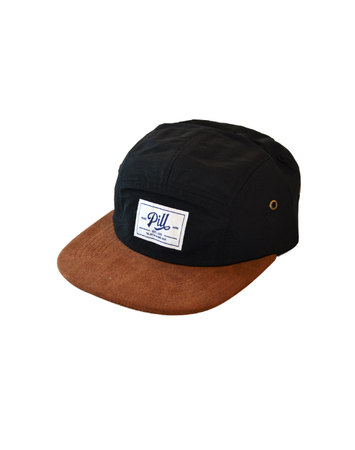 "Pill - ""Label"" 5 panel"