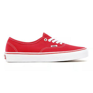 Vans - Authentic Red