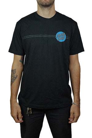 "Santa Cruz - Polera ""Other Dot"" - Black"