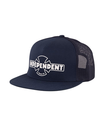 "Independent - Gorro Trucker ""OG"" Navy"