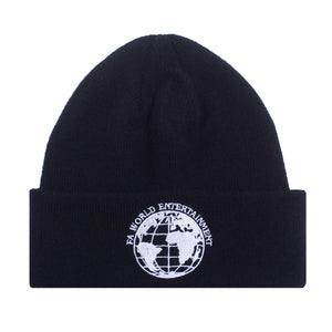 Fucking Awesome - Gorro Beanie FA World Entertainment Black