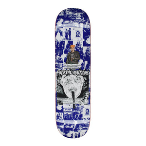 Fucking Awesome - Tabla Face Reallity Blue 8.25 x 31.79