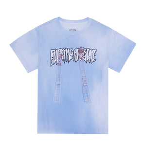 Fucking Awesome - Polera Painters Blue