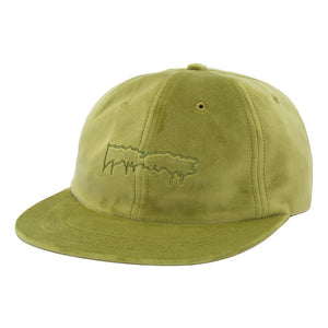 Fucking Awesome - Gorro Strapback Stamp Unstructured Lime