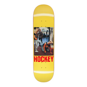 Hockey - Tabla Baghead 2 Yellow 8.5 x 31.91