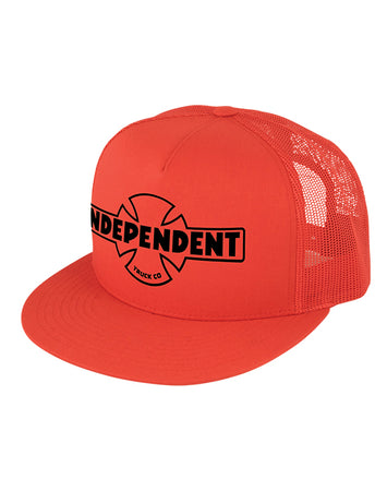 "Independent - Gorro Trucker ""OG"" Red"