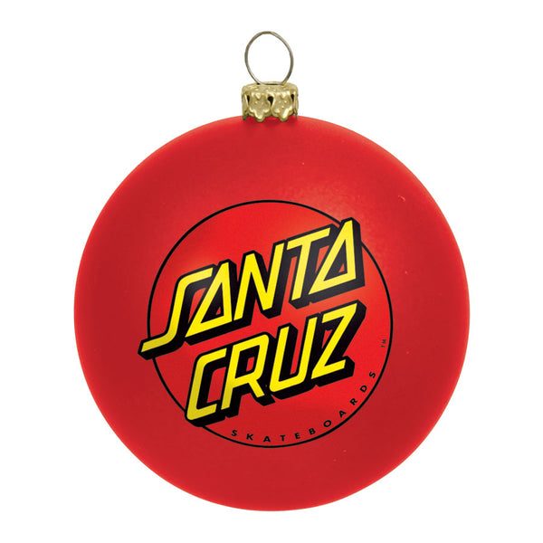 Santa Cruz - Adorno Navidad Ornament Set Multi OS-4 Pack