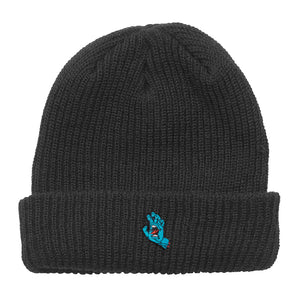 Santa Cruz - Beanie Long Shoreman Black