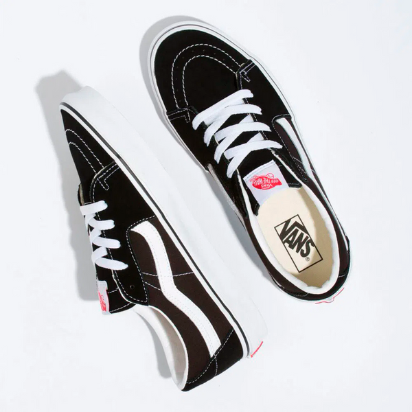 Vans - Sk8 Low Black/White