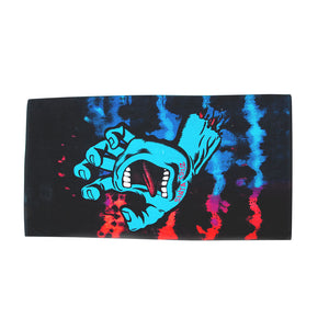 Santa Cruz - Toalla Screaming Hand Tie Dye