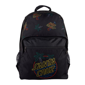 Santa Cruz - Mochila Glow Dot Black