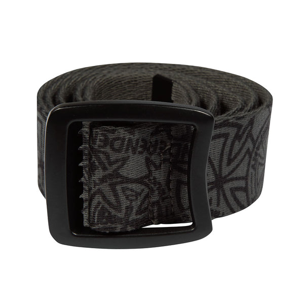 Independent - Cinturón Array Web Black/Grey