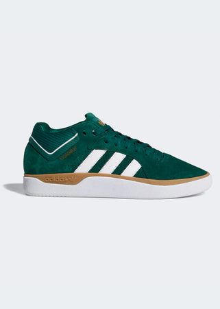 adidas - TYSHAWN - Green/White/Gum