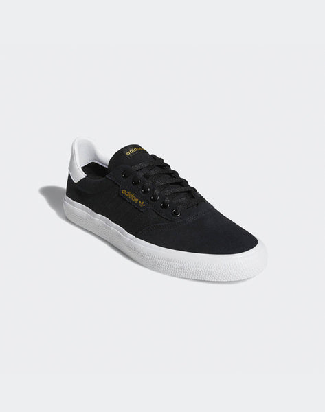 adidas - 3MC Low Black Suede