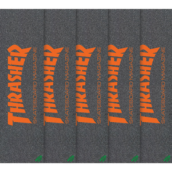 MOB grip - Lija Thrasher Skate Mag Orange 9.0 x 33 unidad