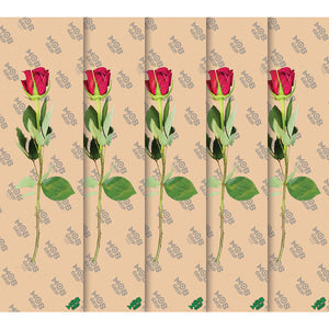 MOB grip - Lija Roses Are Red Transparente 9.0 x 33 unidad
