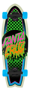 Santa Cruz - Cruzer Rad Dot Shark 8.8 x 27.7