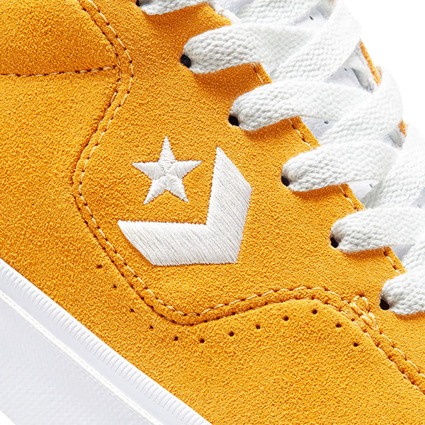 Converse Cons - LOUIE LOPEZ PRO SUNFLOWER GOLD/ENAMEL RED